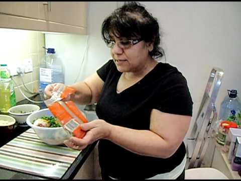 How to cook Assyrian Iraqi Food Biryani PART 1/4