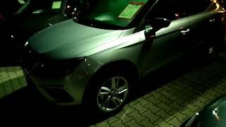 Обзор Сеат Леон 2.0 ФР ТСИ и Другие марки автомобилей Автосалон Автогалерея Монтабаур