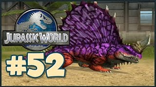 Jurassic World | DIMETRODON (Playthrough Part 52)