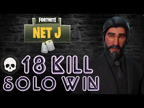 18K Reaper Game Play (Fortnite) - NetJ