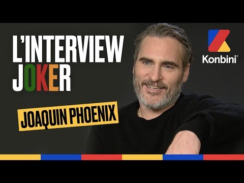 Joaquin Phoenix raconte sa transformation pour Joker | Konbini