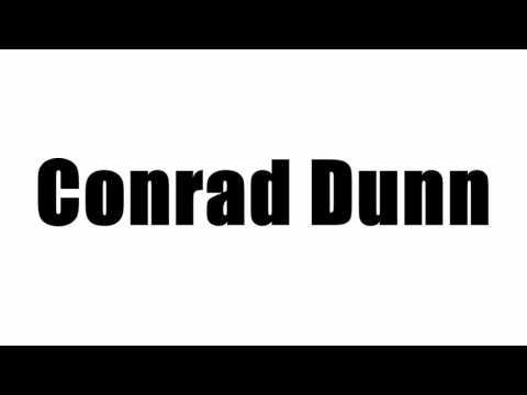 Conrad Dunn