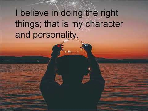 Quotes About Personality 2