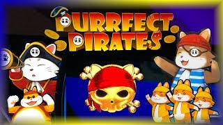 Purrfect Pirates 🐱🐱🏴☠️ The Slot Cats 🎰😸😺🎉