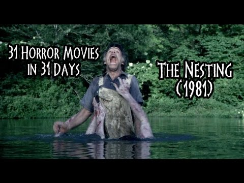 Download 31 Horror Movies in 31 Days: THE NESTING (1981)