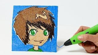 ИВАНГАЙ ЛОГОТИП РИСУЮ 3D РУЧКОЙ | DIY 3D PEN EeOneGuy(3D Ручка (3D Pen) - http://ali.pub/dqwgc 3D ручка с дисплеем - http://ali.pub/70w46 3Д ручка - http://ali.pub/jysv3 Пластик на 3Д ручку - http://ali.pub/mj1r..., 2016-12-30T17:56:52.000Z)