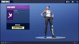 Fortnite Breakin Emote glitch (Arm pit hair)