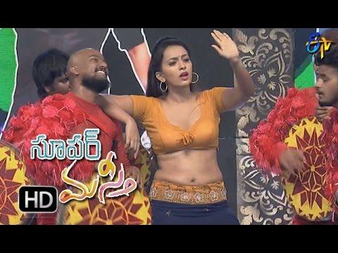 Cinema Choopistha Mava Song | Ester Heroine Performance | Super Masti |Nellore|14th May 2017