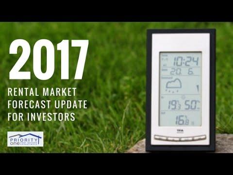 2017 San Diego Rental Market Forecast Update for Investors