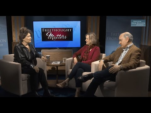 Freethought Matters: 'Intelligent Design' critic Abby Hafer