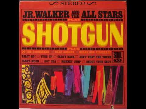 Jr  Walker And The All Stars   Shake And Fingerpop