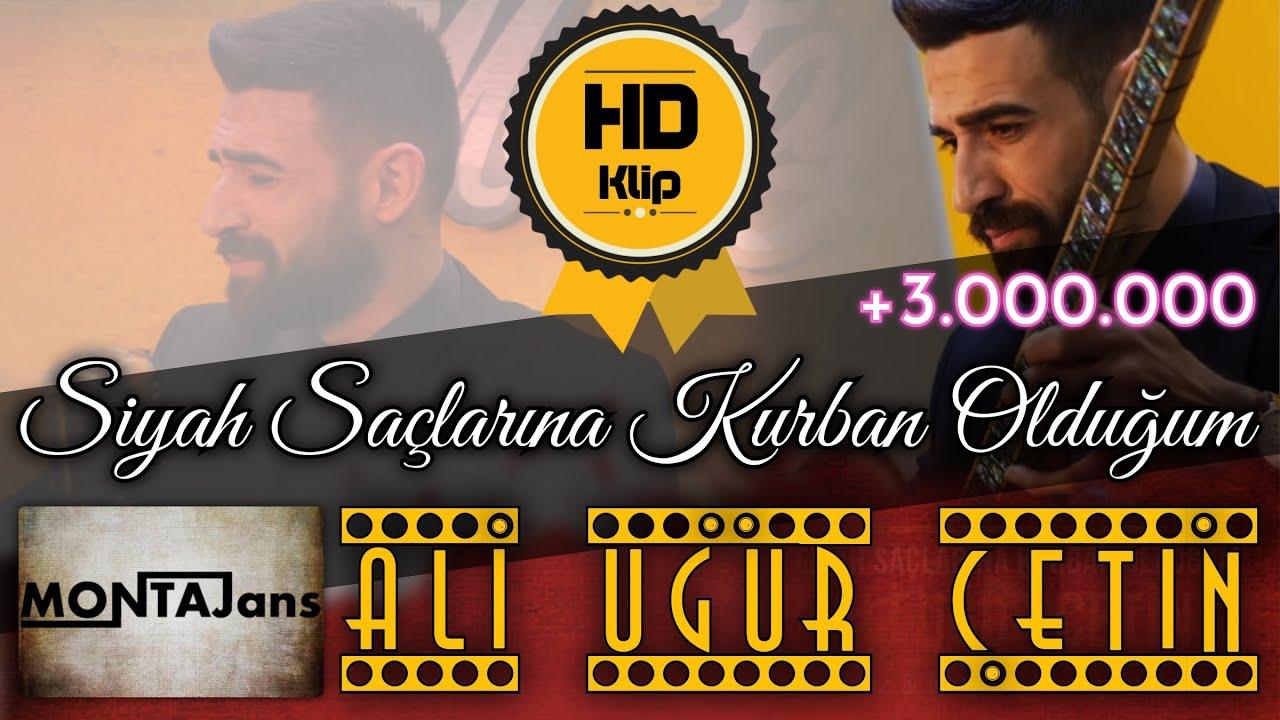 Ali Ugur Cetin Siyah Saclarina Kurban Oldugum Canli Performans