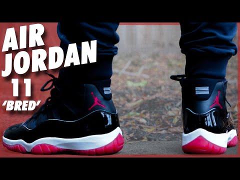 Air Jordan 11 'Bred' 2019