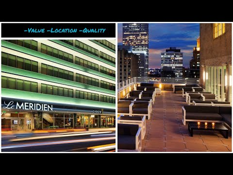 Le Meridien Houston: Best Business Hotel In Downtown Houston, TX? (Complete Tour & Review)