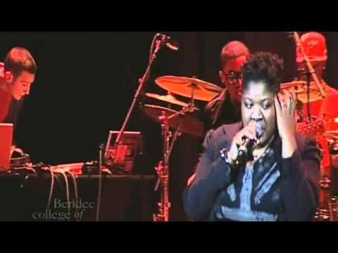 The Sloganeer: Paradise by Meshell Ndegeocello (Berklee Neo-Soul Ensemble)