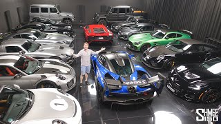 THE BLACKHALL! Germany's Totally Unique Supercar Collection