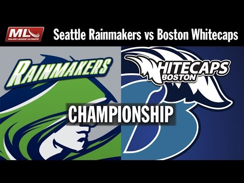 MLU Championship 2015 - Seattle Rainmakers vs Boston Whitecaps