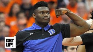 Duke is facing an opening-weekend exit without Zion Williamson – Seth Greenberg | Get Up!
