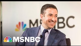 Anchor Ari Melber Shouts Out MSNBC While Marking 6 P.m. Milestone