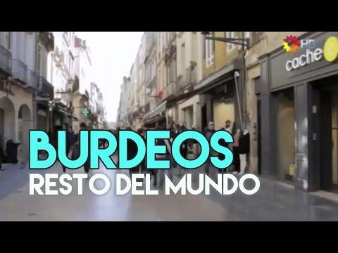 Resto del Mundo - BURDEOS (Capitulo completo) 29/06/2015