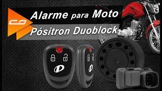 Alarme para Moto Pósitron Duoblock Pro 350 G8 conheça suas funções   Connect Parts