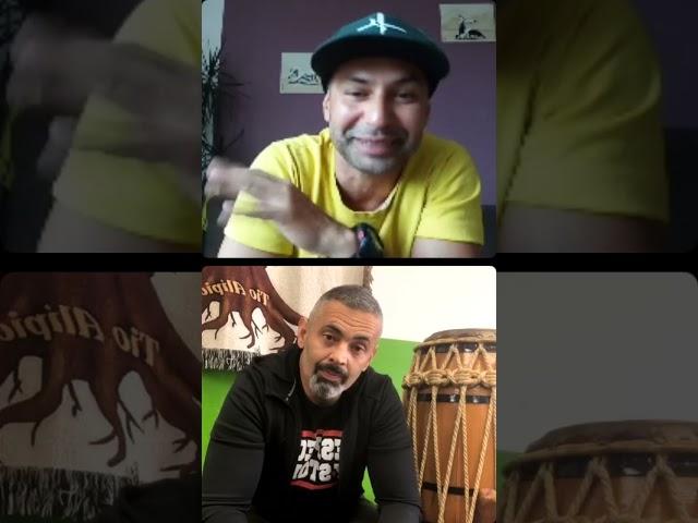 Live Cantando Histórias #mestrecoreba #professorjerry #capoeiramusic