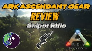Ark Survival Evolved Killing With Elite Fabricated Sniper Rifle