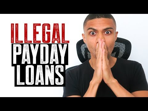 ILLEGAL PAYDAY LOANS || SECOND DREAM CAR || 609 CREDIT REPAIR REVIEW