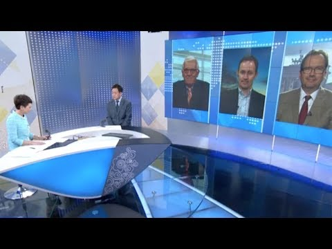 07/14/2017: Trump in France & Exclusive interview with Turkey's former FM Hikmet Cetin