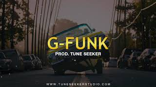 G-funk West Coast Rap Beat Instrumental - G-funk (prod. by Tune Seeker)