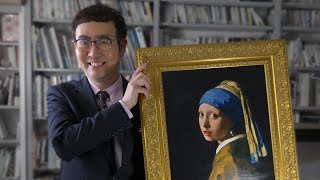 How a Japanese Otaku Decoded Vermeer's Art Materpieces ★ ONLY in JAPAN
