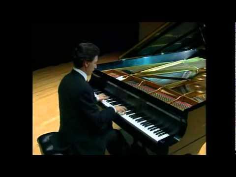 "Francesco Libetta plays Chopin/Godowsky Study on Op. 10 No. 2, ""Ignis Fatuus"""