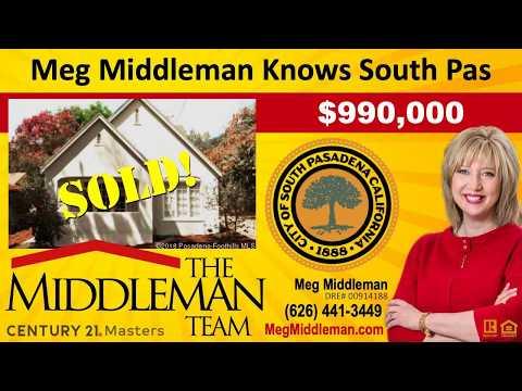 Homes For Sale Near Marengo Elementary School South Pasadena CA 91030