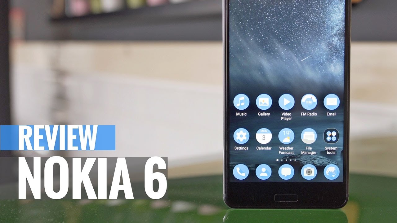 Nokia 6 Review  Youtube