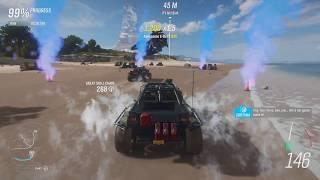 Forza Horizon 4 Halo XP Showcase