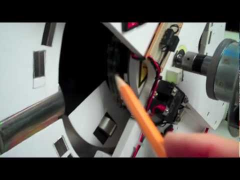 Magnetic Generator - Stargate Motor