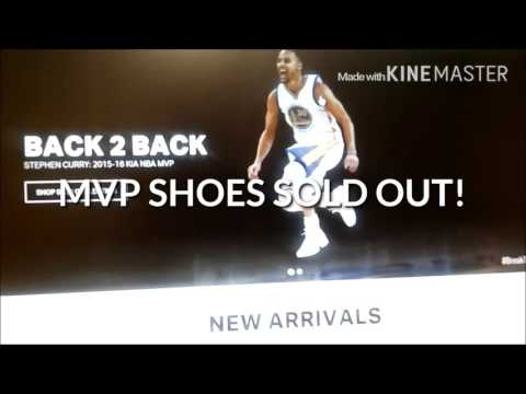 curry mvp shoes