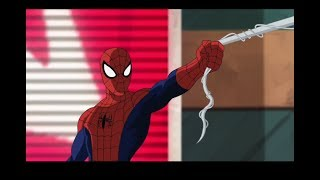 Ultimate Spider Man Season 1 EP 1 Part 1
