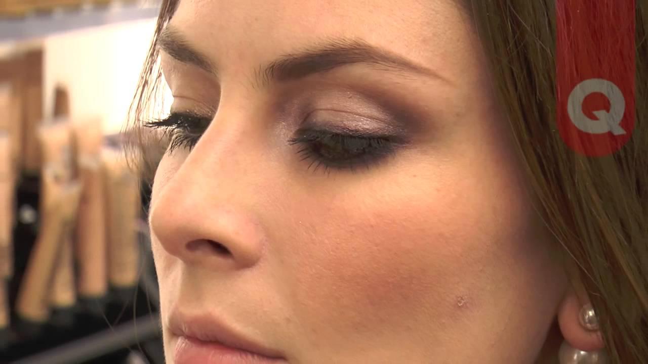 Estudio Q Mac Tutorial De Maquillaje De Ojos 04 De Noviembre 2014 Belleza Youtube