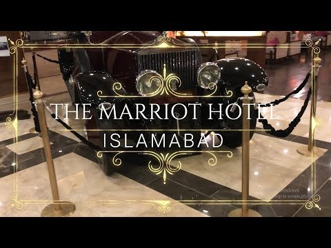 Wonderful Five Star Dinning At Marriott Hotel I Nadia Restaurant