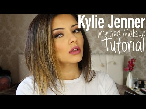 Tutorial   Kylie Jenner Inspired Makeup Look   Kaushal Beauty