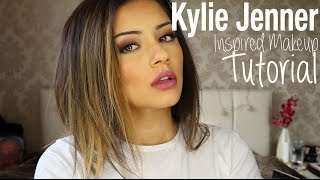 Tutorial | Kylie Jenner Inspired Makeup Look | Kaushal Beauty Thumbnail
