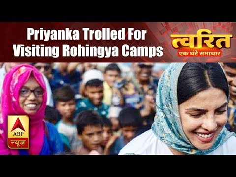 Twarit Manoranjan: Priyanka Chopra gets trolled for visiting Rohingya camps in Bangladesh