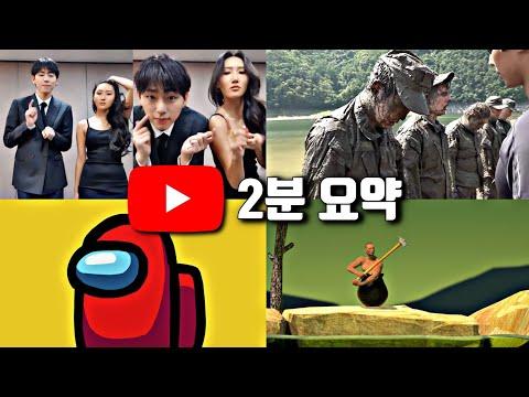 한국 유튜브 유행의 변천사 (2012~2020)