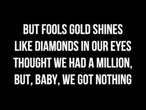 Fitz and the Tantrums - Fool's Gold (Lyrics) HD