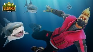DRIFT gets ATTACKED BY SHARKS!