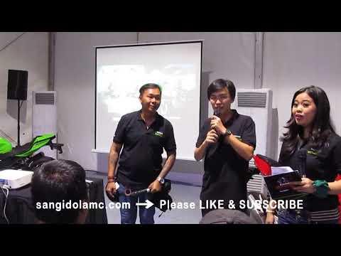 "Sang Idola MC ""All Event MC"" - ""Kawasaki Bike Week 2017"" [GRAND PRIZE 2]"