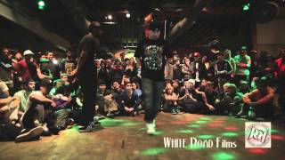 Whacko vs. Mr. Freeze | Top Rock Semi-Finals | Renegade Rockers 28th Anniversary | WRF