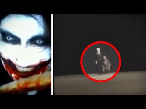 5 Real-Life Creepypasta Characters Caught on Camera #2