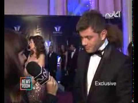 Rabih Baroud - Interview ربيع بارود: أتابع بشغف الموسم الجديد من برنامج الرقص مع النجوم